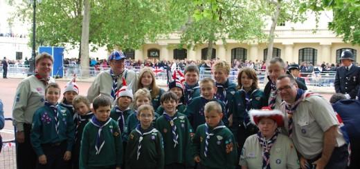 Diamond Jubilee Parade 2012