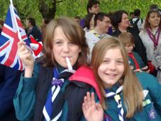 Jubilee Parade 2012