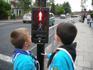 Beavers - Road Safety