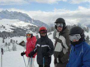 Les Gets Ski Tour 2012