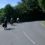 Explorers Cycling Practice Weekend
