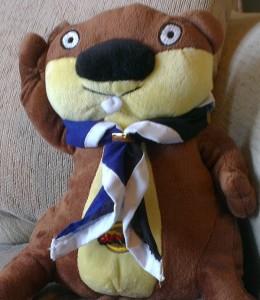 Andrew the Beaver
