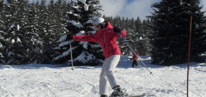 Les Gets Ski Tour 2012