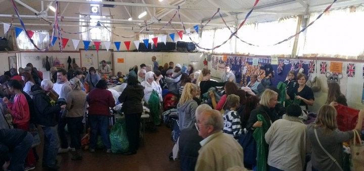 Autumn Jumble Sale 2012