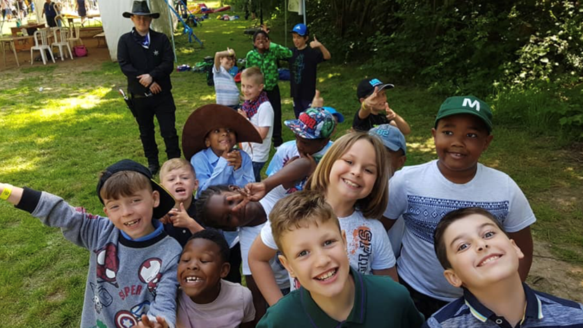 About Cubs | 25th Bromley Scout Group